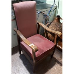 EARLY MORRIS CHAIR