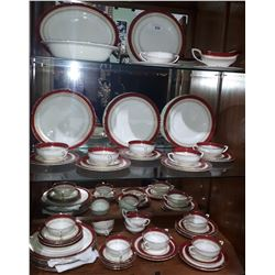 APPROX 55 PC ROYAL WORCESTER CHINA SET