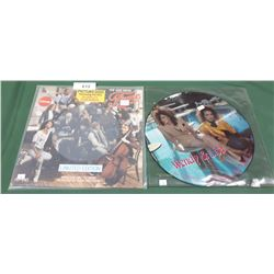 TWO SPECIAL EDITION PICTURE RECORDS
