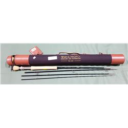 NEW WRIGHT & MCGILL CO FLY ROD IN CASE