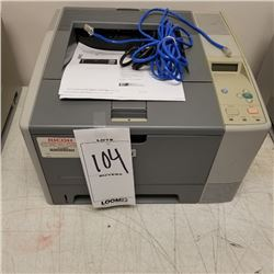HP LASER JET COPIER SERIES 2430N/REFURBISHED WITH CABLES/$129.00 AT PURCHASE
