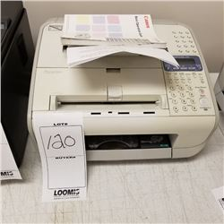 BUNDLE LOT: CANON FAXPHONE L90 DESKTOP LASER PERFORMANCE 15 PAGES PER MINUTE/$185.00 NEW
