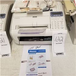 CANON FAXPHONE L90 DESKTOP LASER PERFORMANCE 15 PAGES PER MINUTE