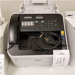 BROTHERS INTELLIFAX 2840 LASER FAX/COPY/$199.99 NEW