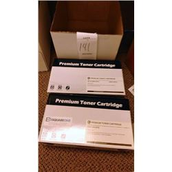 SUPER BUNDLE LOT! PREMIUM TONER CARTRIDGES AND PARTS