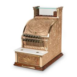 1914 National Candy Store Cash Register