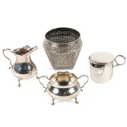 Sterling Serving Accessories