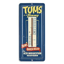 Tums Tin Thermometer