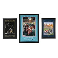 Meadowbrook Concours Posters