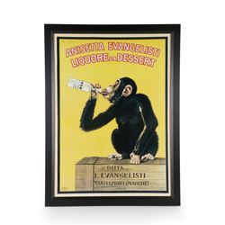 "Monumental ""Liquore"" Reproduction Poster"
