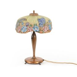 Pairpoint Puffy Table Lamp