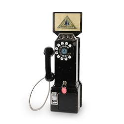 1940s Bell Pay Phone