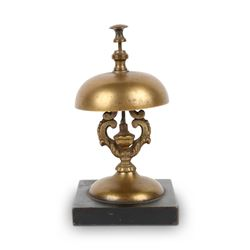 Patented Victorian Call Bell