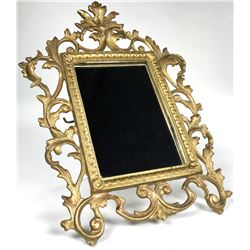 """""""Evil Queen"""" prop Magic Mirror from Once Upon a Time Season 1, Episode 2."""