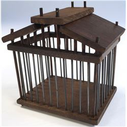 """""""Jiminy Cricket"""" cage from Once Upon a Time Season 1, Episode 5."""