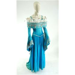 """""""Abigail"""" blue gown from Once Upon a Time Season 1, Episode 6."""