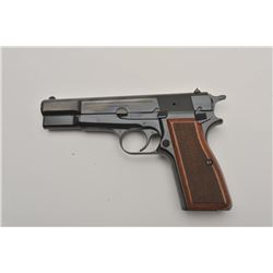 18ND-4 BROWNING HI POWER