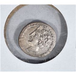 370-320 BC SILVER OBOL GREEK FRACTION