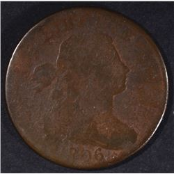1806 DRAPED BUST LARGE CENT AG/G