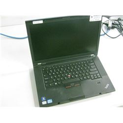 LENOVO - THINK PAD T530 INTEL i5 2.6 GHZ 120GBSSD HDD / 8GB RAM BATTERY DOESNT HOLDS CHARGE W/POWER