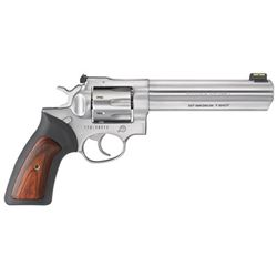 """RUGER GP100 357MAG 6"""" STN 7RD AS"""