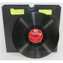 LOT OF 1940-50S 78 RPM RECORDS.