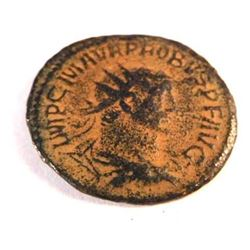 Bronze coin of Probus (276-282 A.D.)
