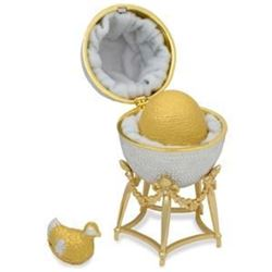 1885 The Hen Faberge-Inspired Egg