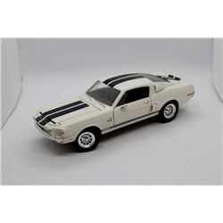 1968 Shelby GT 500 KR 1:18 scale Has Box