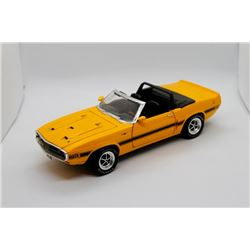 1969 Shelby GT 500 1:18 scale Has Box