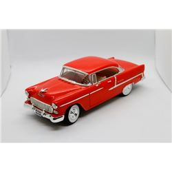 1955 Chevrolet Bel Air 1:18 scale Has Box