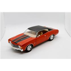 1972 Chevrolet Chevelle 1:18 scale Has Box