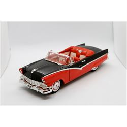 1956 Ford Street Rod 1:18 scale Has Box