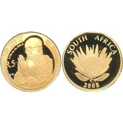 Foreign Coins : South Africa