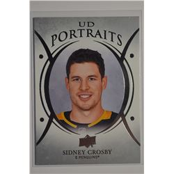 2018-19 Upper Deck UD Portraits #P39 Sidney Crosby