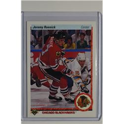 1990-91 Upper Deck #63 Jeremy Roenick RC