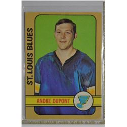 1972-73 O-Pee-Chee #16 Andre Dupont RC