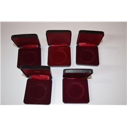 5 - Coin Holders/Cases