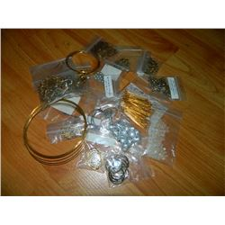 ASSORTED NEW JEWELRY FINDINGS