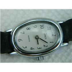 WATCH - TIMEX - LEATHER BAND