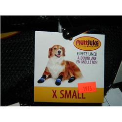 MUTTLUKS - THE BOOT THAT WORKS - FLEECE LINED - X-SMALL