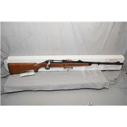 """Ruger Model M77 Hawkeye African .375 Ruger Cal Bolt Action Rifle w/ 22"""" bbl w/ screw on muzzle break"""