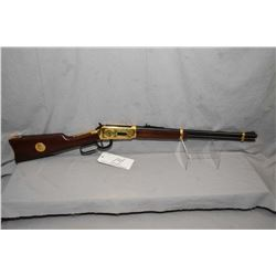 Winchester Model 94 Apache Carbine Commemorative .30 - 30 Win Cal Lever Action Saddle Ring Carbine w