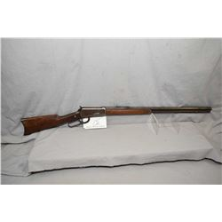 """Winchester Model 1894 .30 WCF Cal Lever Action Rifle w/ 26"""" octagon bbl full mag [ fading blue finis"""