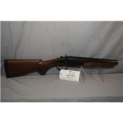 """Dominion Arms Model Outlaw .12 Ga 3"""" Magnum Side By Side Hammer Shotgun w/ 12"""" bbls [ appears excell"""