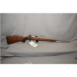 """CZ Model 455 Stainless Wood .22 LR Cal Mag Fed Bolt Action Rifle w/ 21"""" bbl [ appears as new in orig"""