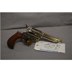Restricted - Note: Consecutively Numbered To Previous Firearm - Pedersoli Model Colt 1877 Lightning