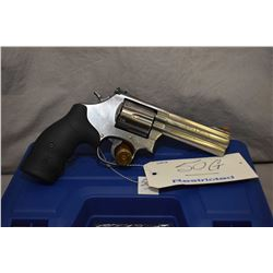 Restricted - Smith & Wesson Model 686 - 6 .357 Mag Cal 6 Shot Revolver w/ 108 mm bbl [ appears excel