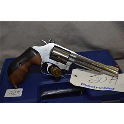 Restricted - Smith & Wesson Model 60 - 18 .357 Mag Cal 5 Shot Revolver w/ 127 mm bbl [ appears excel
