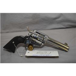 Restricted - Ruger Model New Vaquero .45 Colt Cal 6 Shot Revolver w/ 117 mm bbl [ appears excellent